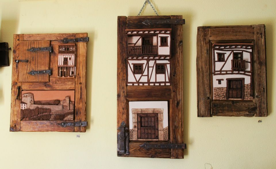 Murales de cerámica con o sin marco de madera - Buscador ...